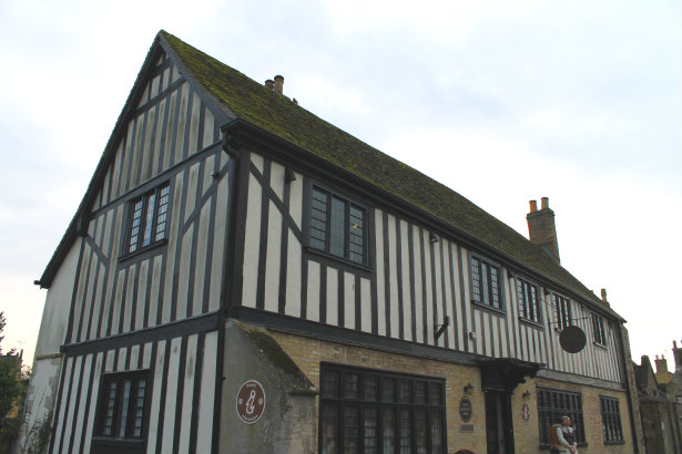 Oliver Cromwell's House © Sophie Collard
