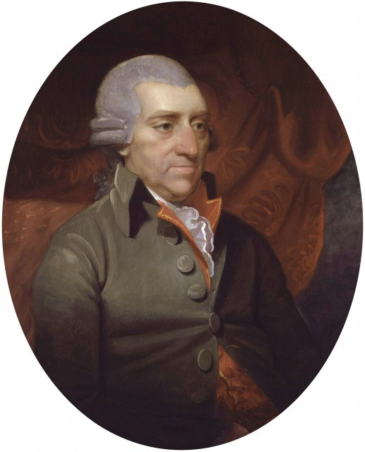 John Howard by Mather Brown © National Portrait Gallery