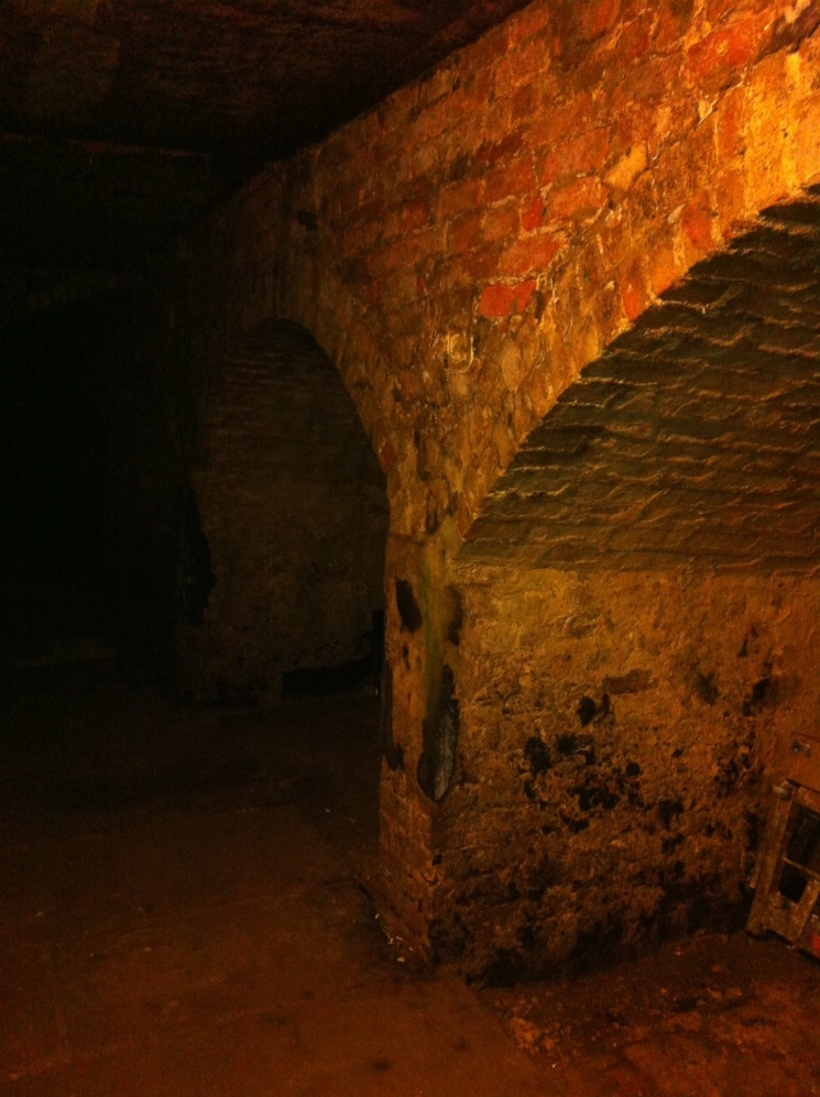 Morpeth Arms Cells Glow