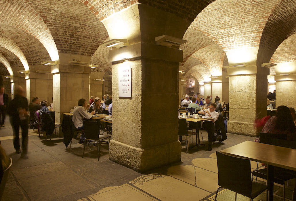 Image result for cafe in the crypt st martins in the fields