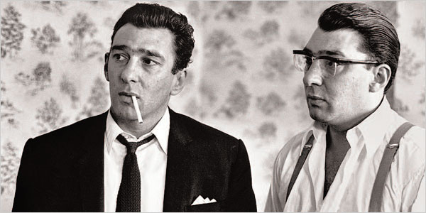 Kray Twins East London Gangsters