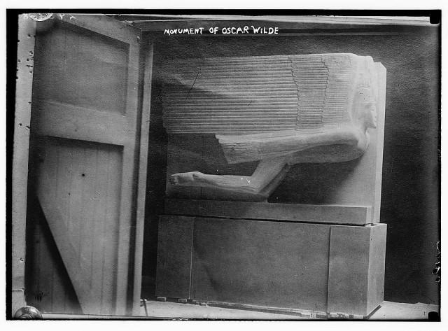 Oscar Wilde' Grave