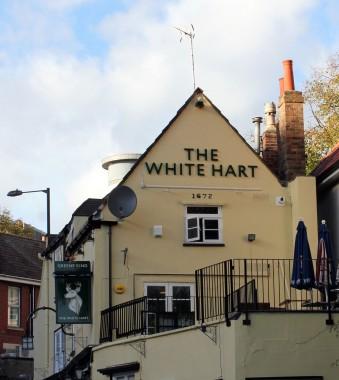 The White Hart, Bristol © Katherine Conlon