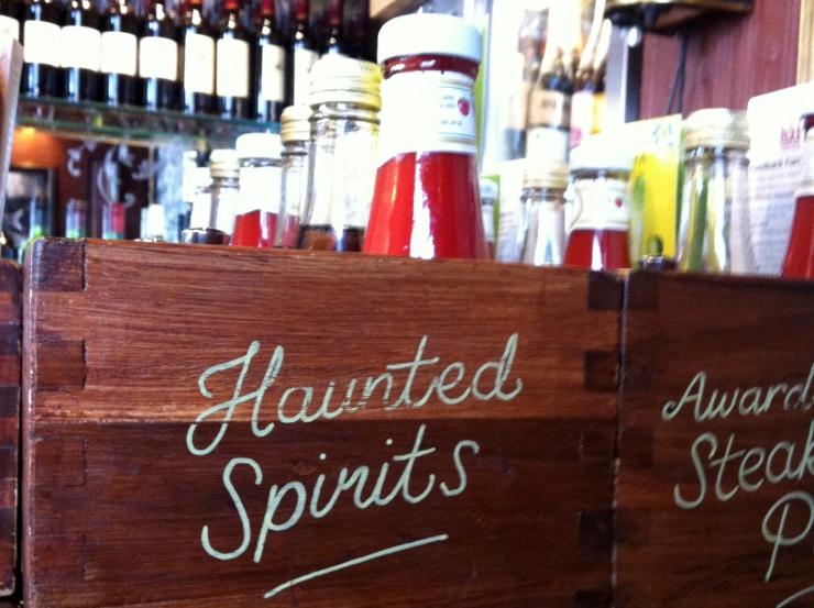 Haunted Spirits