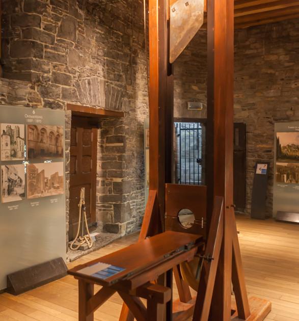 Gravensteen Castle and Torture Museum