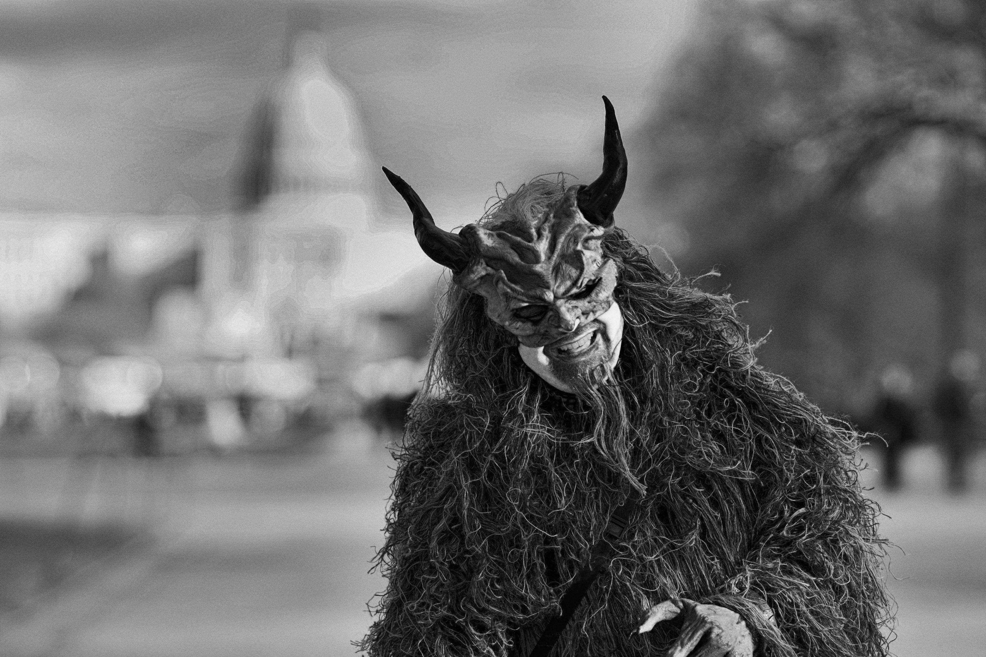 Krampus Christmas Demon Krampusnacht Washington
