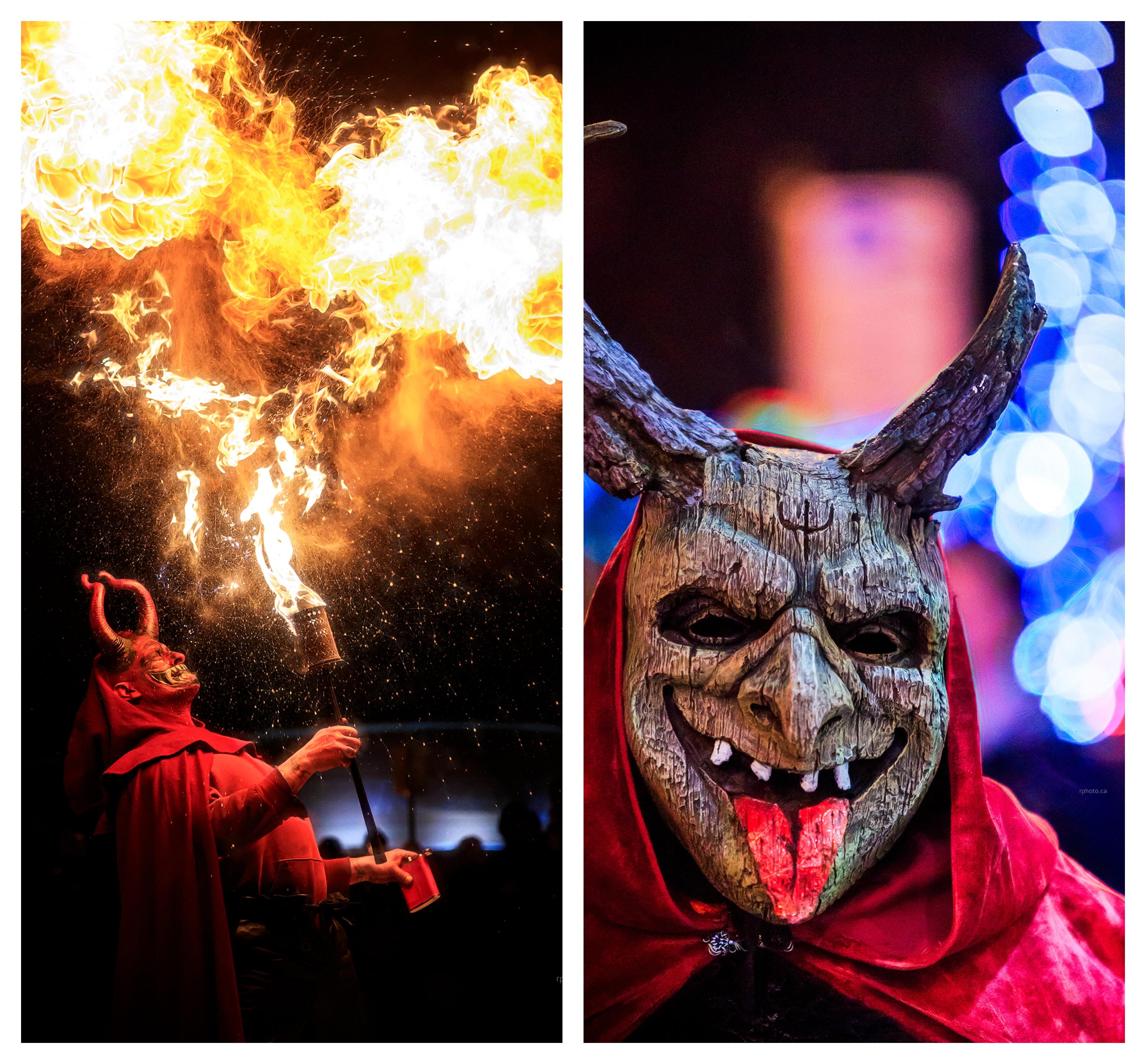 Krampus Christmas Demon Krampusnacht Canada